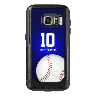 Baseball Best Player No | Sport Gifts OtterBox Samsung Galaxy S7 Case