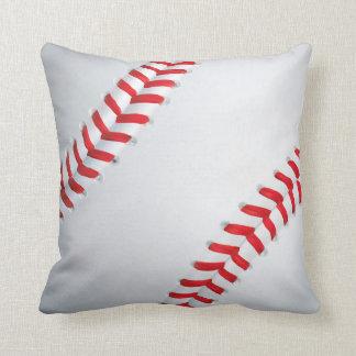 Baseball Boys Bedroom Decorative Throw Pillow