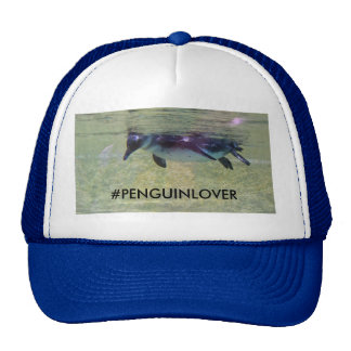 Baseball cap for the #PENGUINLOVER collecter Trucker Hat
