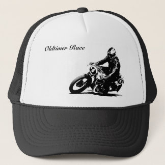 Baseball cap motorcycle old timer Puch