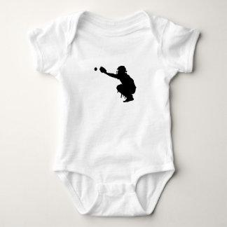 Baseball Catcher Baby Bodysuit