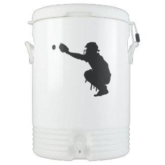 Baseball Catcher Cooler