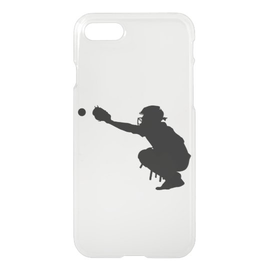Baseball Catcher iPhone 8/7 Case