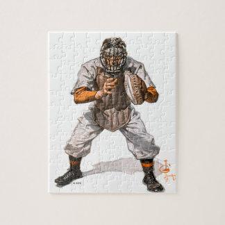 Baseball Catcher Puzzles