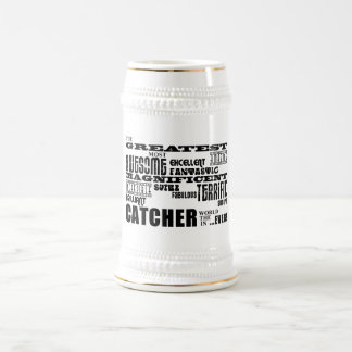 Baseball Catchers : Greatest Catcher Coffee Mug