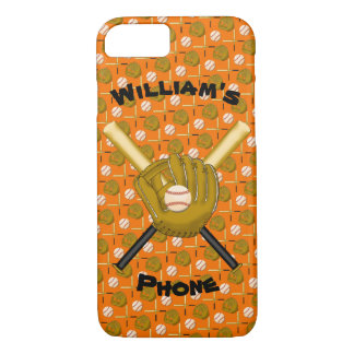 Baseball Cell Phone Case