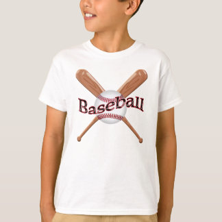 Baseball Dad and Son Matching Shirts