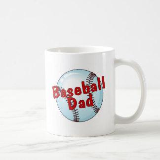 Baseball Dad Coffee Mug