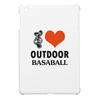 baseball design iPad mini cases