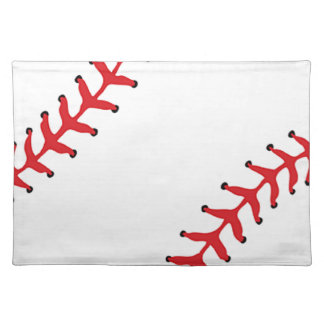 Baseball Design Placemat