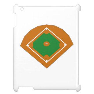Baseball Diamond iPad Cover