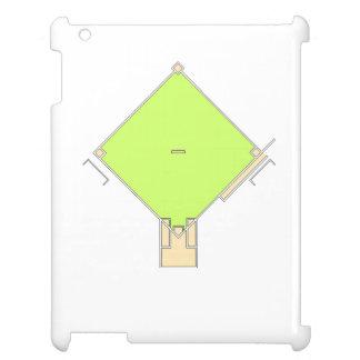 Baseball Diamond Case For The iPad