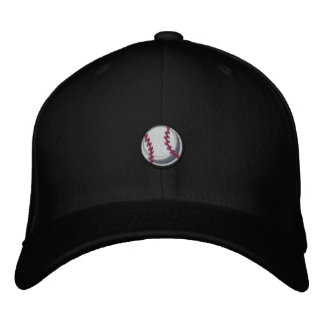 Baseball Embroidered Hat