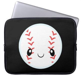 Baseball Emojis Laptop Sleeves