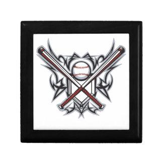 Baseball fan design gift box
