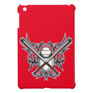 Baseball fan design iPad mini cover