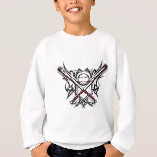Baseball fan design sweatshirt