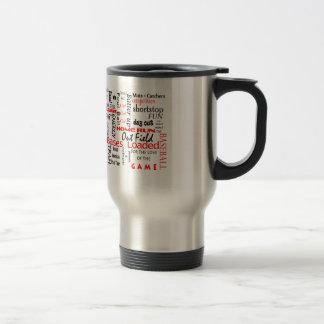 Baseball Fan Gifts Travel Mug