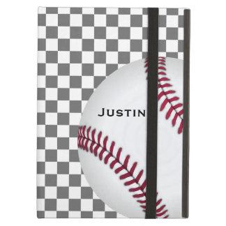 Baseball Fan iPad Air Case
