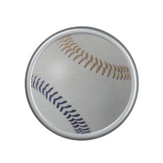 Baseball Fan-tastic_Color Laces_db_sd Bluetooth Speaker