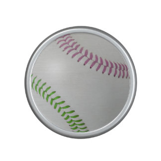 Baseball Fan-tastic_Color Laces_mv_lg Bluetooth Speaker