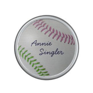 Baseball Fan-tastic_color Laces_mv_lg_personalized Speaker