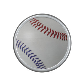 Baseball Fan-tastic_Color Laces_nb_dr Bluetooth Speaker