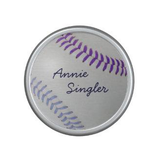 Baseball Fan-tastic_color Laces_pu_lb_personalized Speaker