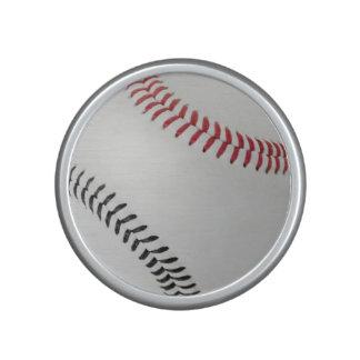Baseball Fan-tastic_Color Laces_rd_bk Speaker