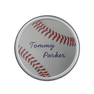 Baseball Fan-tastic pitch perfect autograph-style Speaker