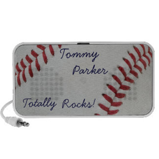 Baseball Fan-tastic_pitch perfect_autograph-style PC Speakers