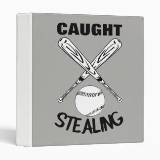 Baseball Fans Funny Humor Quote  Baseball Graphic Binders