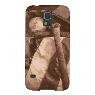 Baseball Fan's Nexus phone case