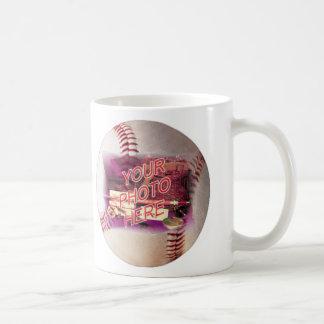 Baseball Frame Mug