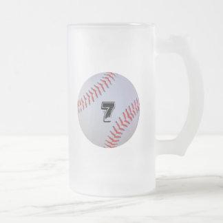 Baseball Frosted Mug