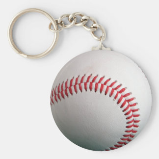 Baseball Fully Customizeable Keychain