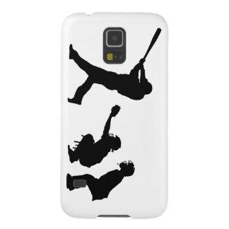 Baseball Galaxy S5 Covers