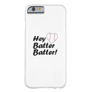Baseball Gift  Hey batter batter Barely There iPhone 6 Case