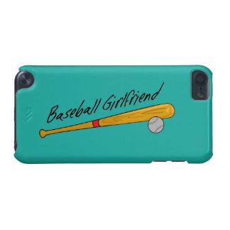 Baseball Girlfriend - iPod Touch Case