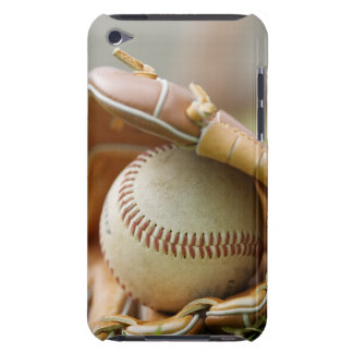 Baseball Glove and Ball Barely There iPod Cases