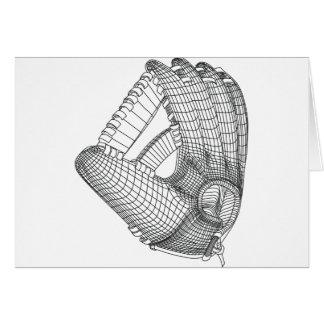 baseball glove card