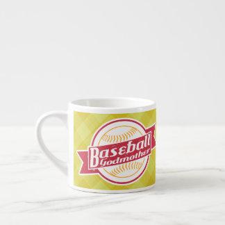 Baseball Godmother Mug