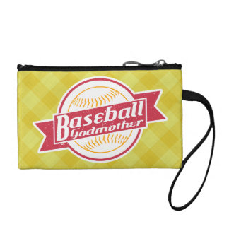 Baseball Godmother Purse Bag