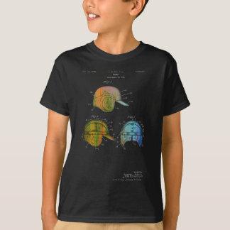BASEBALL HELMET PATENT - Youth T-shirt Mens/Boys