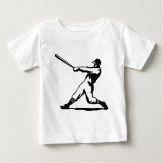 Baseball hitting baby T-Shirt