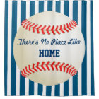 Baseball Home Run - Custom No Place Like Home