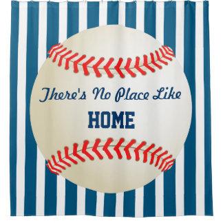 Baseball Home Run - Custom No Place Like Home