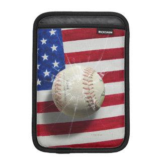 Baseball iPad Mini Sleeve
