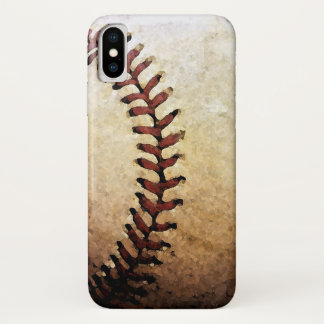 Baseball iPhone X Case