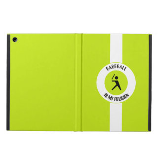 BASEBALL IS MY RELIGION iPad AIR COVERS